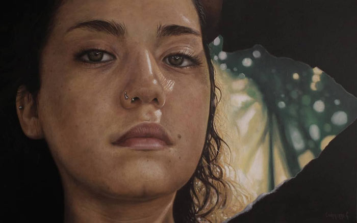 Hyperrealism portraits of the psyche thoughts and emotions