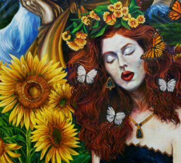 Beautiful portrait by Andrea Castaneda