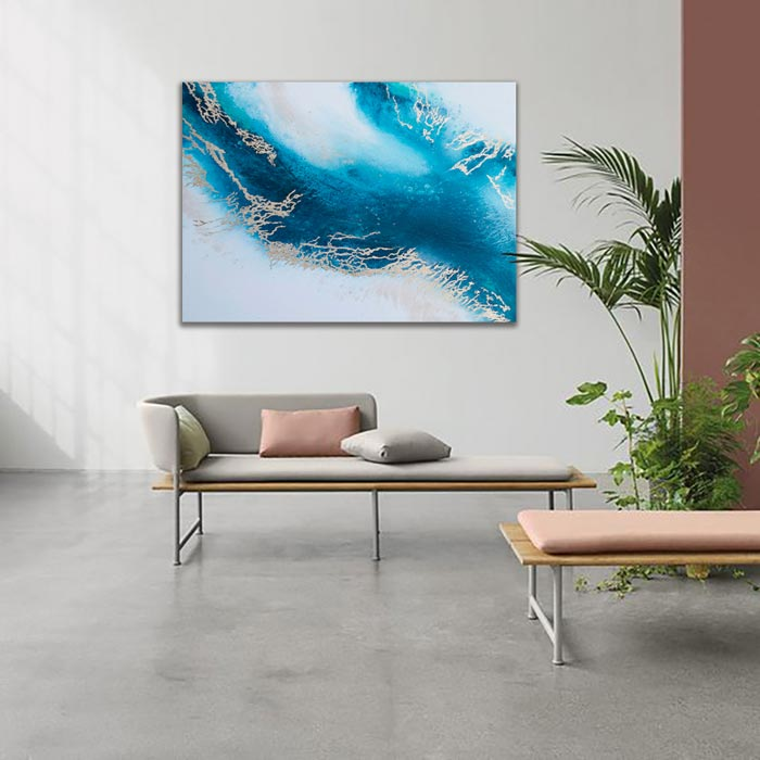 fluid art painting ideas by Elisa