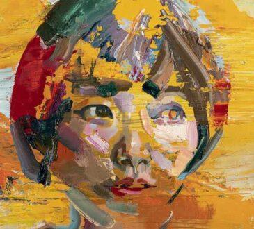 Portrait Paintings by Geoff Farnsworth