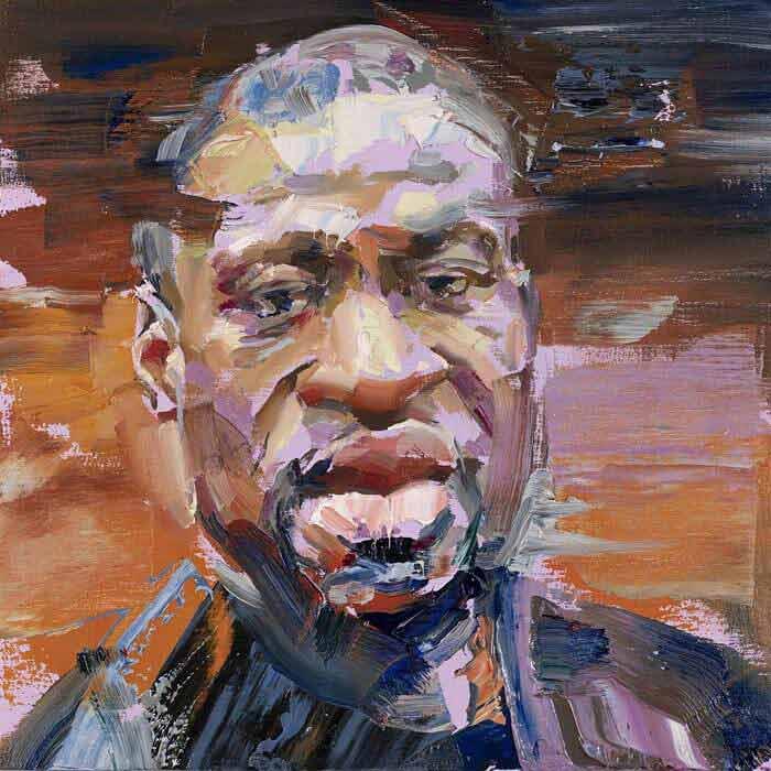 Portrait art by Geoff Farnsworth