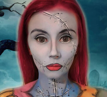 Face painting art