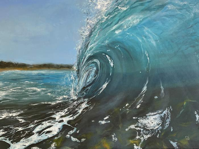 cool seascape paintings