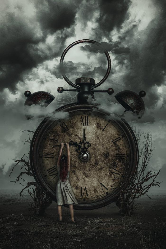 Broken Time photography by Tea Jagodic