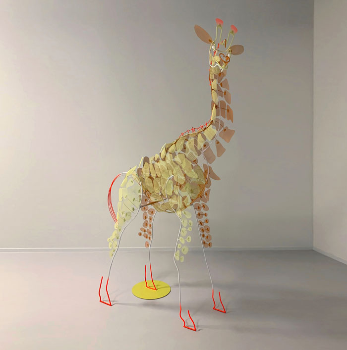 Objects Sculpture by Federico Cosmi