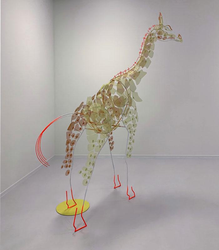 Animal Sculpture by Federico Cosmi