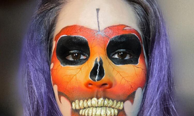 Body Painting MUD Makeup Artist Polly