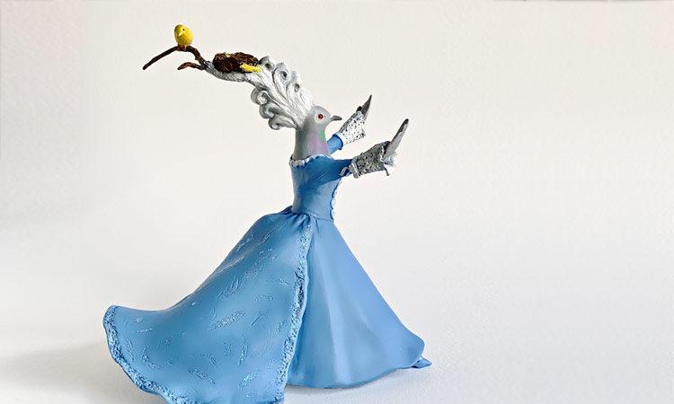 Leslie Sealey Animal Sculptures