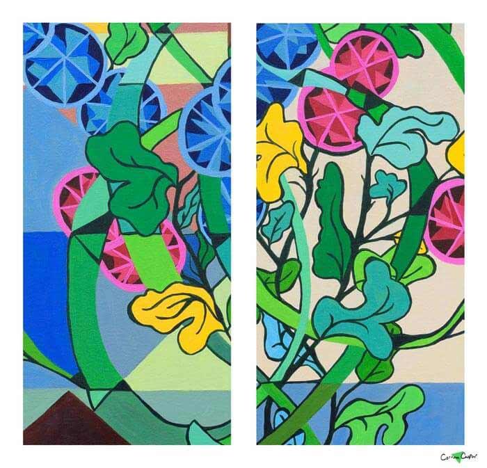 Shelf Limited Print Series by Corrina Cooper