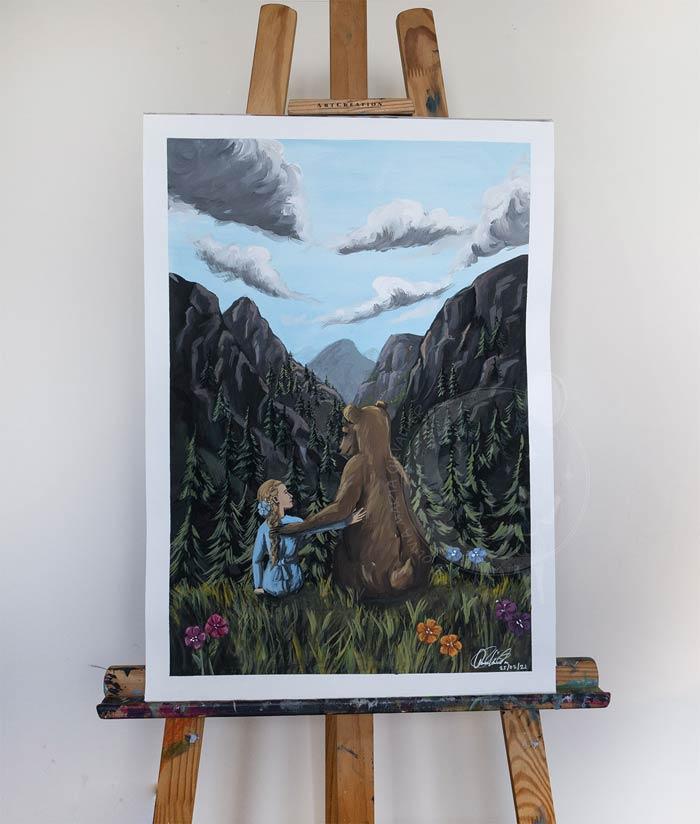 illustration children s books