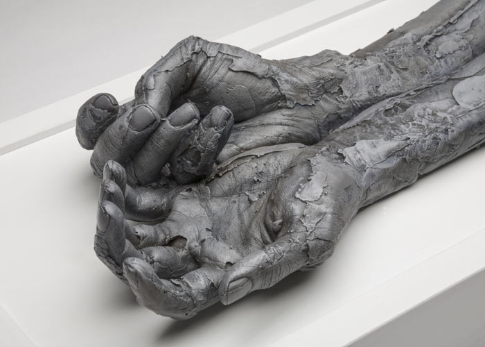 Long-arm Clay Sculpture by Jesse Thompson