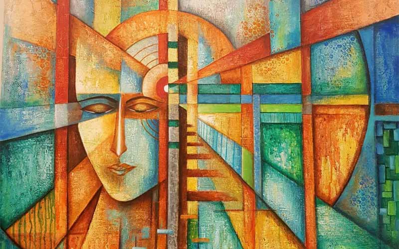 Indian Contemporary Artist Neeti Aggarwal