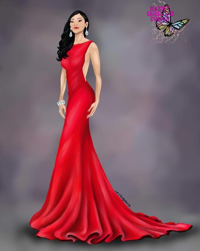 Red Jovani Fashions