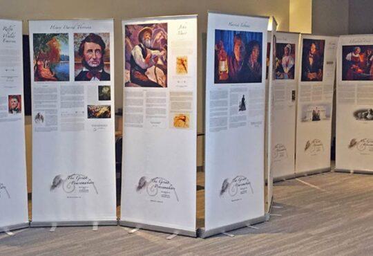 Artist Steve Simon art exhibit