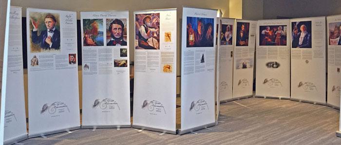 Artist Steve Simon art exhibition