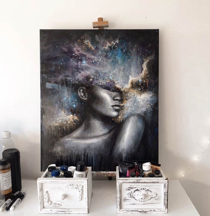 abstract realism art