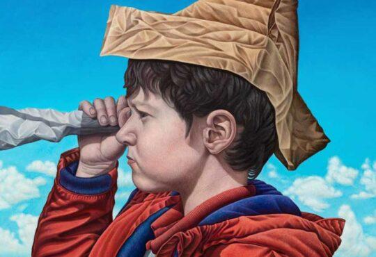 Connor Maguire Irish Artist