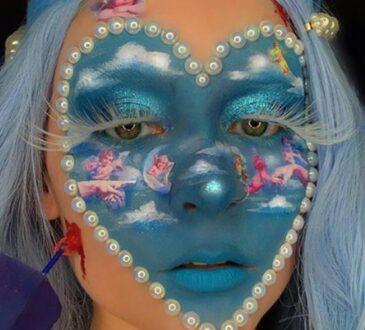 Amazing Makeup Art by Glamflowerx