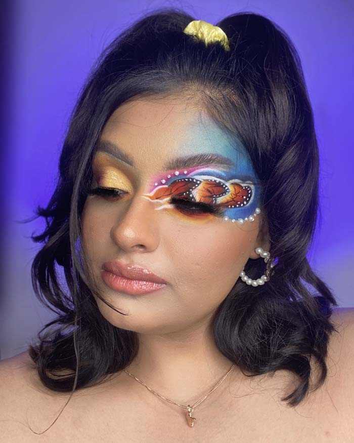 Amazing Eye Makeup Looks ideas by Annie sachdevaa