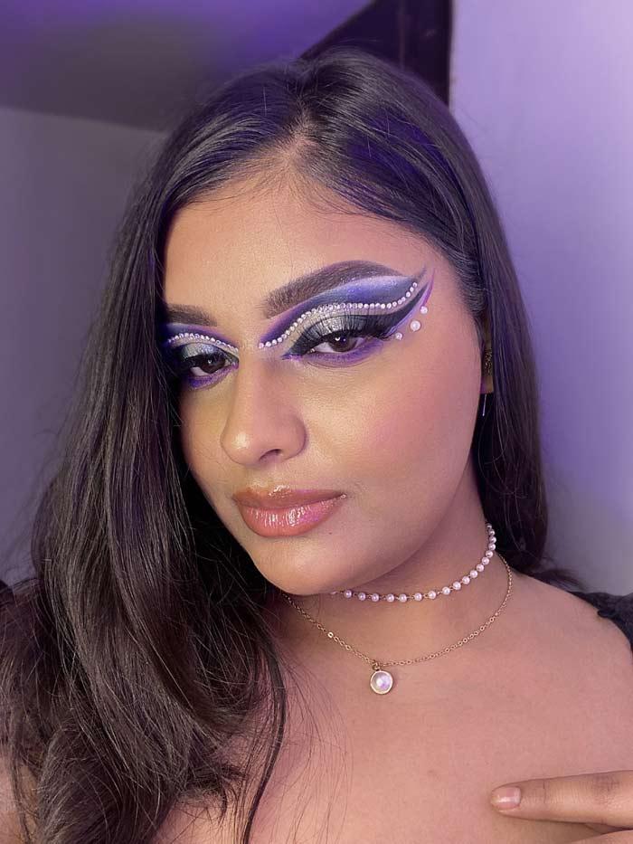 Awesome Eye makeup looks by Annie sachdevaa