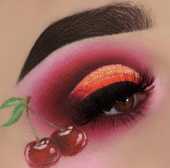 eye makeup art ideas by the Maggie Jones