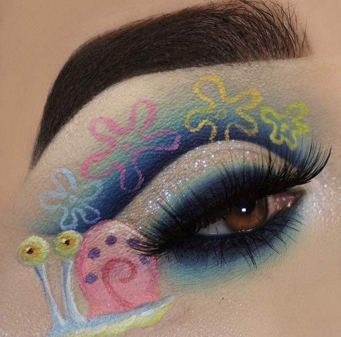 eye makeup looks by the Maggie Jones