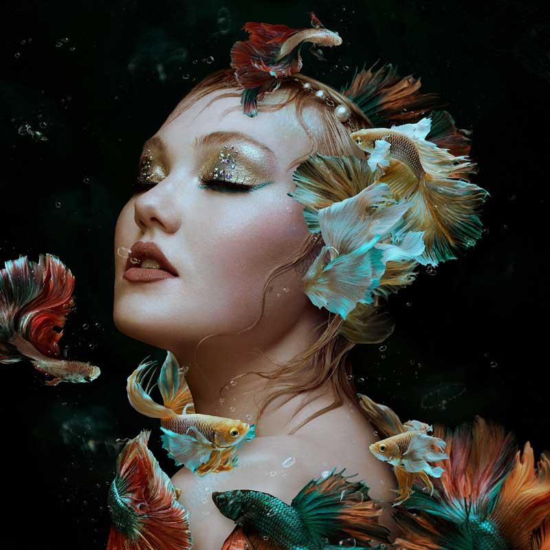 Bella Kotak artistic portrait photography