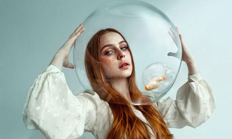 Kamila J Gruss fine art portrait photography