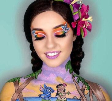 Creative Makeup Artist Paige Marie