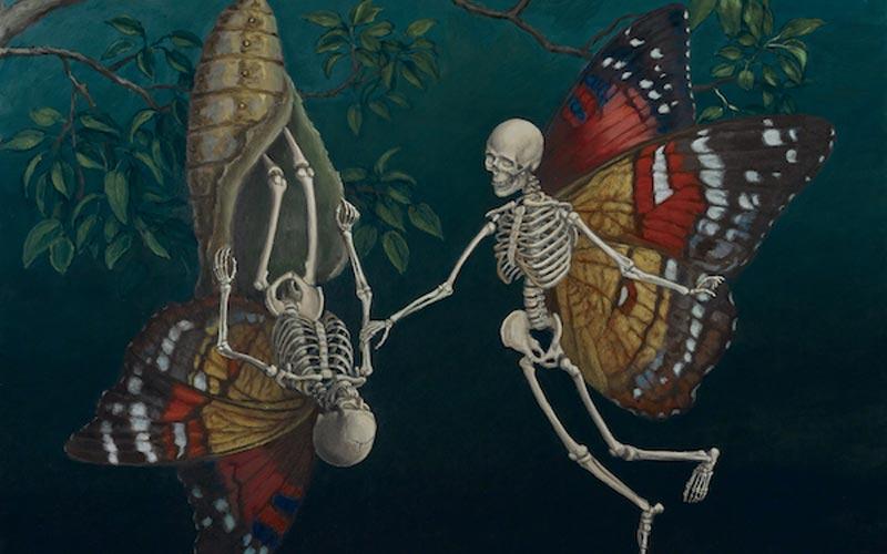 Surreal Artist Sandra Yagi